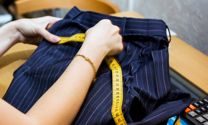 The Tailor Shop - Radnor: Hemming at The Tailor Shop (Up to 47% Off). Two Options Available.