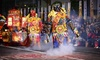 Hilton Hotel - San Francisco Chinese New Year Festival and Parade: San Francisco Chinese New Year Festival and Parade at Hilton San Francisco Financial District (Up to 51% Off)
