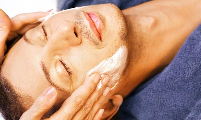 Akwa Grooming - Clinton Hill: One or Three Men's Grooming Packages at Akwa Grooming (Up to 60% Off)
