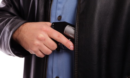 $89 for a Concealed-Carry-Weapon-License Class with Gun Rental at Sovereign Arms ($199 Value)