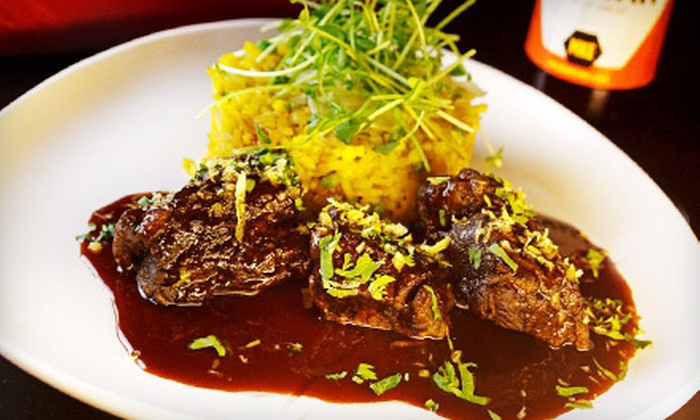 INdustri Cafe - Walker's Point: Six-Course Dinner with Wine Pairings for Two or $10 for $20 Worth of Brunch at INdustri Cafe