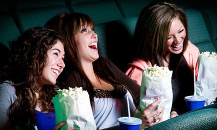 UltraStar Cinemas - Disneyland: $35 for Movie for Four, including 3-D and UltraMaximum Giant Screen Showings at UltraStar Cinemas (Up to $62 Value)