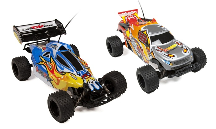 RC Off-Road Vehicle: RC Off-Road Truck, Buggy, or Truggy. Free Returns.