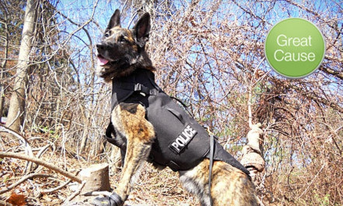 Vested Interest in K9s, Inc. - Long Island: $10 Donation to Help Fund Bulletproof Vests for Police Dogs