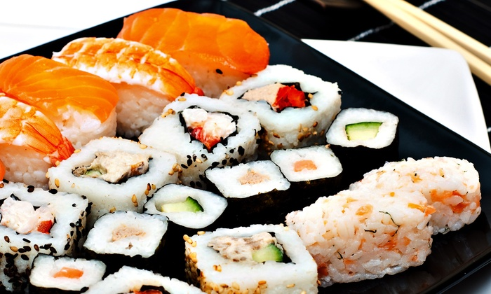 Capri Sushi and Italian - Nautilus: Fusion Dinner for Two or Four or $15 for $30 Worth of Sushi Rolls at Capri Sushi and Italian (Up to Half Off)