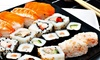 Capri Sushi & Italian - Miami Beach: Fusion Dinner for Two or Four or $15 for $30 Worth of Sushi Rolls at Capri Sushi and Italian (Up to Half Off)