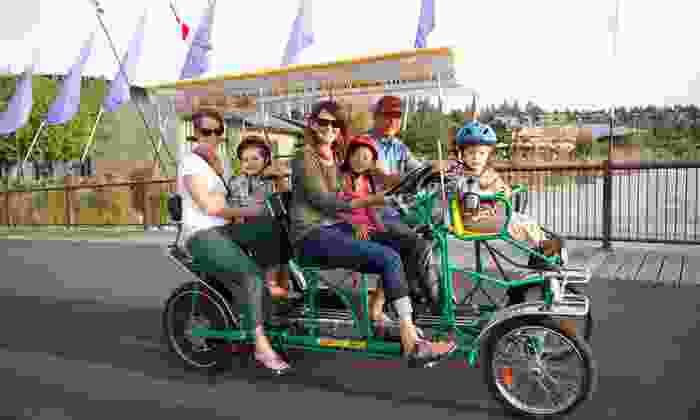 Wheel Fun Rentals - Pismo Beach: Bike Rentals or Self-Guided Bike Tour for Two from Wheel Fun Rentals (50% Off)