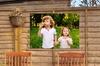Jouw foto op een tuinposter