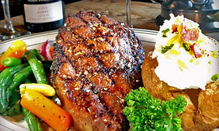 Stagecoach Inn - Manitou Springs: Three-Course Southwestern Dinner for Two at Stagecoach Inn (Up to 52% Off)