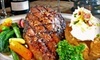 Stagecoach Inn Restaurant - Manitou Springs: Three-Course Southwestern Dinner for Two at Stagecoach Inn (Up to 52% Off)