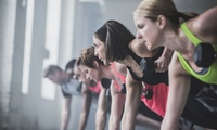 Four or Eight HIIT Fitness Training Sessions at Cordio Fitness (Up to 76% Off)