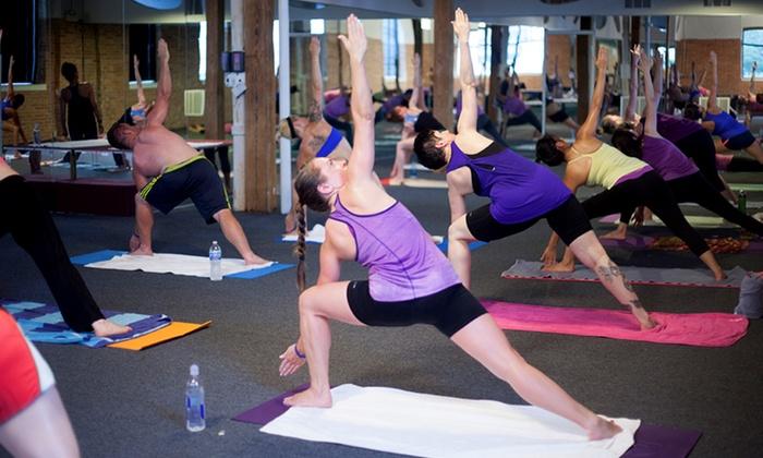 Bikram Yoga West Loop - West Loop: 10 or 20 Bikram Yoga Classes at Bikram Yoga West Loop (Up to 80% Off)