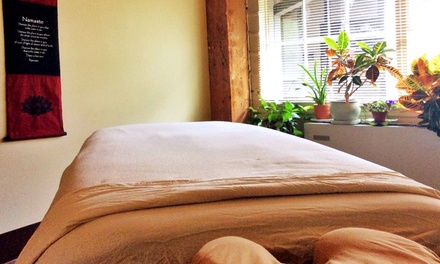 One or Two 60- or 90-Minute Deep-Tissue or Swedish Massages at Namaste Integrative Medicine (Up to 56% Off)