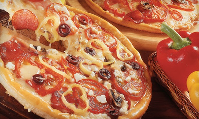Pizza Place at Hikes Point - Hikes Point: $12 for $25 Worth of Pizza, Burgers, and Subs at Pizza Place at Hikes Point