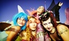 SF Mad Dash: Helluva Halloween 5k costume run: Helluva Halloween 5K Costume Run for One or Two with After Party Presented by SF Mad Dash (Up to 53% Off)