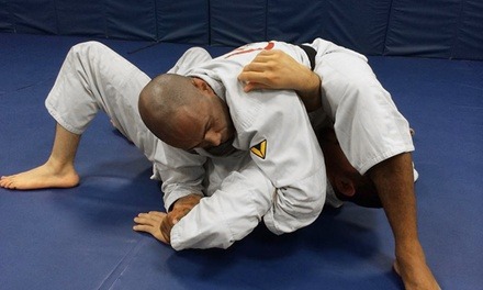 One Month of Beginner Classes, or 5 or 10 Classes at Trillo Jiujitsu Academy(Up to 76% Off)