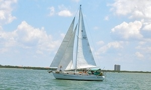 Sundance Sailing: $190 for a Half-Day Sailing Charter for Up to Six from Sundance Sailing ($330 Value)