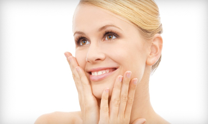 Midwest Health Center - Chicago: Three Chemical Peels for the Face, Upper Arms, Upper Chest, or Back at Midwest Health Center (Up to 58% Off)