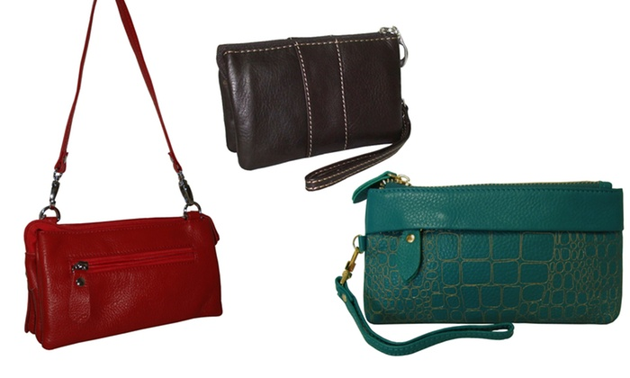 Amerileather Clutches, Purses, and Wallets: Amerileather Clutches, Purses, and Wallets from $18.99–$34.99. Free Returns.
