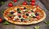 Pizzatime voor 2 of 4