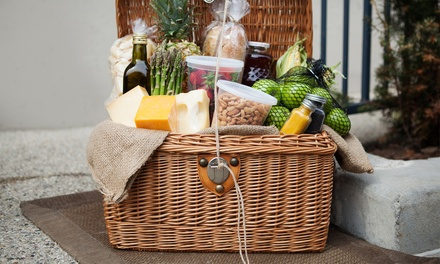 $33 for a Farmer's Basket Take-Home Meal at Garden Vineyards ($50 Value)