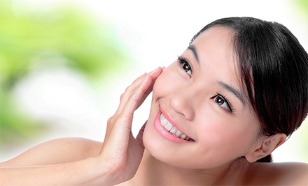Skincare and Facial Waxing from Monica Hernandez at Diva's Beauty Studio (Up to 48% Off). Three Options Available.