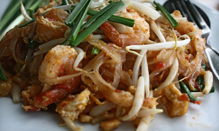 Saigon Cafe - Forest: $16 for $32 Worth of Vietnamese and Thai Food for Two or More at Saigon Cafe