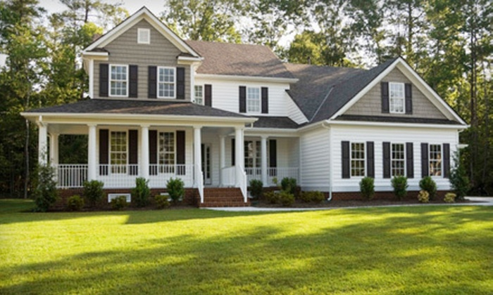 M & S Specialty Services - Steinhatchee: Two, Four, or Seven Hours of Window or Gutter Cleaning or Pressure Washing from M & S Specialty Services (Up to 72% Off)