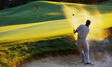 $38 for One 18-Hole Round of Golf Including Cart Rental at Maplegate Country Club (Up to $59 Value)