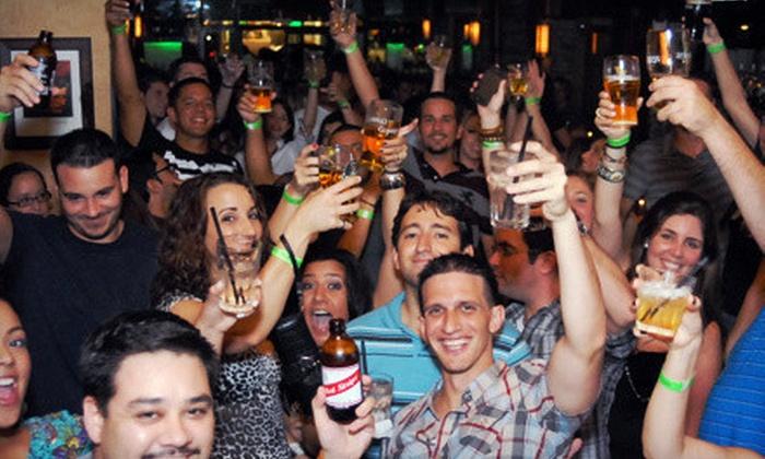Last Call Pub Crawl - Miami: $12 for a Pub Crawl from Last Call Pub Crawls (Up to $25 Value)
