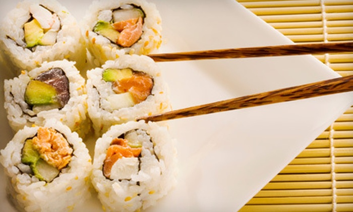 Sushi Academy in Tennessee - 6: Sushi-Making Class for Two at Sushi Academy in Tennessee (Half Off)