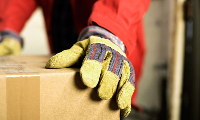 Mafia Movers - Denver: $89 for Two Hours of Moving Services from Mafia Movers ($200 Value)