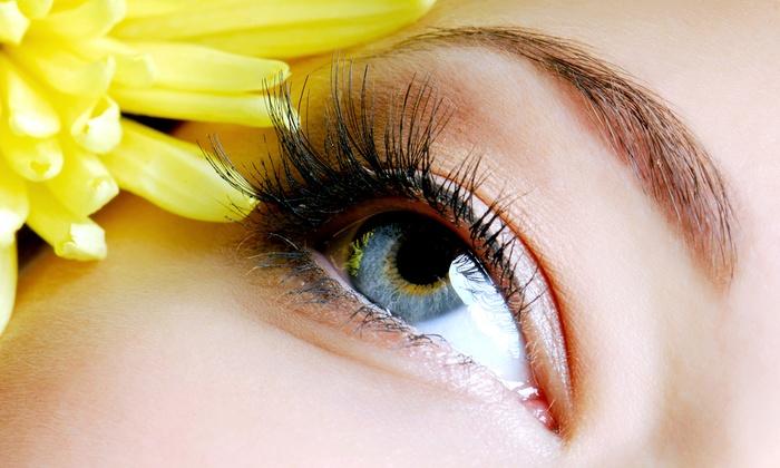 Glam-More Goddess - Poway: Medium or Full Eyelash Extensions at Glam-More Goddess (Up to 57% Off)