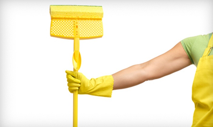 J & M Clean Team - San Antonio: One or Three Two-Hour Housecleaning Sessions with Two Technicians from J & M Clean Team (Up to 66% Off)