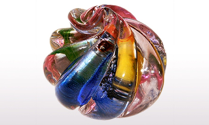 Peter Patterson Glassworks - Mundelein: Intro Glass-Blowing Class for One or Two at Peter Patterson Glassworks (Up to 53% Off)