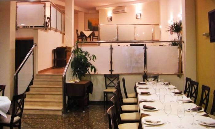 Men de cocina valenciana la bona taula groupon for Cocina valenciana