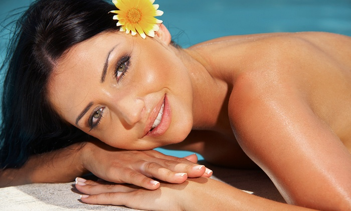 Rock It Tan - Rock It Tan and Spa: $11 for $30 Worth of Tanning Shower — Rock-it Tan N Spa