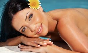Rock It Tan: $11 for $30 Worth of Tanning Shower — Rock-it Tan N Spa