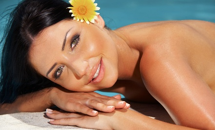 $11 for $30 Worth of Tanning Shower — Rock-it Tan N Spa