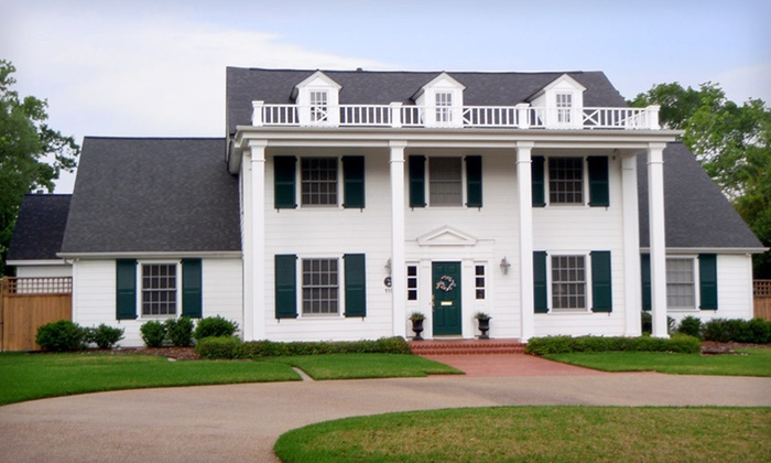 Rudder-Jessup B&B - Spear: Two- or Three-Night Stay at Rudder-Jessup B&B in College Station, TX
