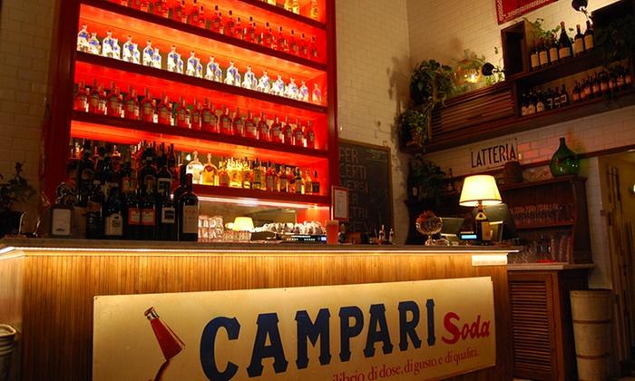 Tira E Molla - Roma: Menu pinsa a lunga lievitazione con antipasto, dolce e drink da Tira & Molla, San Giovanni (sconto fino a 65%)
