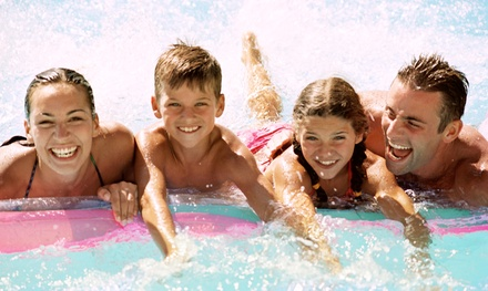 Once- or Twice-Weekly Kids' or Parent-and-Tot Swim Lessons at Catch the Wave Swim Club (Up to 59% Off)