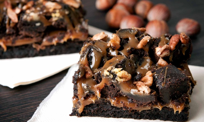 Love Bites - Downtown Ferndale: $18 for Two Boxes of Chocolate Peanut Butter or Chocolate Almond Butter Bars from Love Bites ($36 Value)
