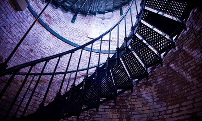 Bricktown Haunted Warehouse - Oklahoma City: Weekend Visit for Two or Weekday Visit for Two or Four to Bricktown Haunted Warehouse (Half Off)
