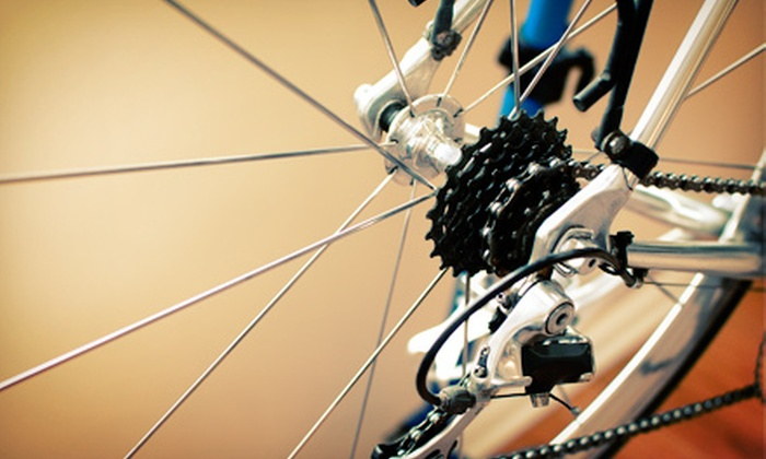 Trek Bicycle Store - Multiple Locations: $25 for $50 Worth of Bicycle Gear and Accessories at Trek Bicycle Store