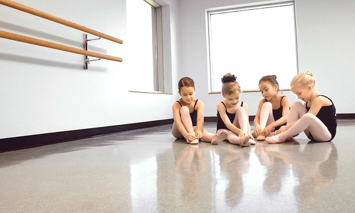 Central Texas Youth Ballet - Sweetbriar: One-Month Creative-Movement, Pre-Ballet, or Level 1A Ballet Class at Central Texas Youth Ballet (Up to 66% Off)