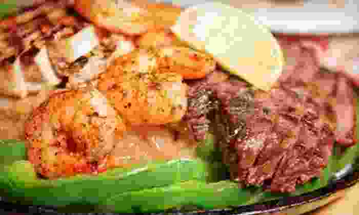 Tlaquepaque - Jackson: Mexican Cuisine for Dinner for Two or Four at Tlaquepaque (Half Off)