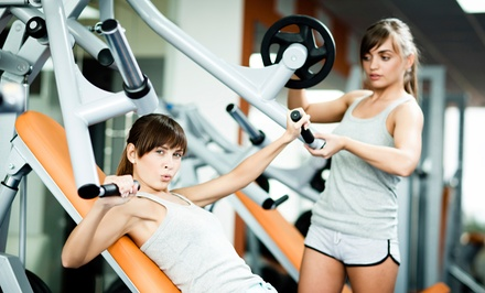 10 One-Day Gym Visits with Optional Personal Training at Spectrum Athletic Club (Up to 80% Off)