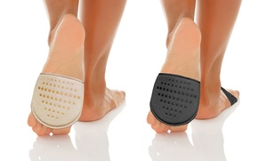 Foot Dr Soft Lace Forefoot Insole Cushions For Women