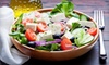 The Pampered Palate Cafe - Hendersonville: $10 for $20 Worth of Healthy American Food at The Pampered Palate Cafe